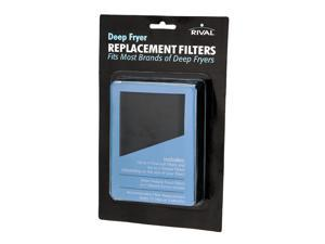 Rival® Replacement Filters for Deep Fryers RF22