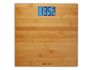 Health o meter® Bamboo Weight Tracking Scale HDM456DQ-86