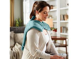 Sunbeam® Massaging XL Renue® Heat Therapy Neck & Shoulder Wrap, Jade 000882-650-000