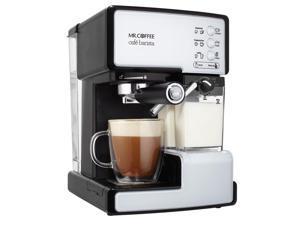 Mr. Coffee® Café Barista - White BVMC-ECMP1102