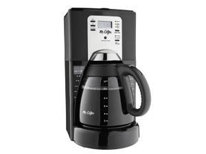 MR. COFFEE FTX43-2NP Black Coffee Maker