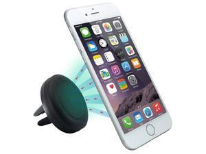 Universal Air Vent Magnetic Car Mount Holder 360 Degrees Rotation Smart Phone Magnetic Car Mount for for Smartphone/iPhone6,6S/Samsung Galaxy(Black)