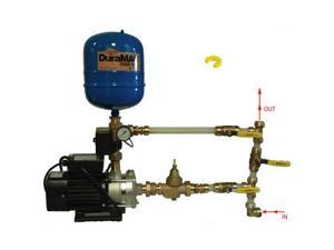 "A.Y. McDonald DIY Easy Quick 3/4"" Installation Package for DuraMac 20 GPM Max Booster Pumps"