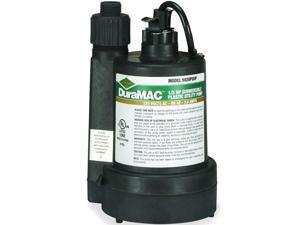 AY McDonald Thermoplastic Utility Pump - 1/5 HP - 5020PUUP - 6190-145