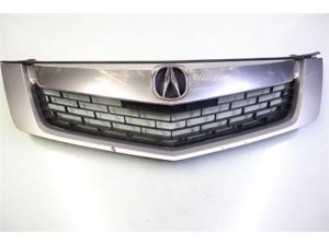 Used 2009 2010 Acura TSX Front Grille Grill SEDAN 71123-TL2-305 71121-TL2-A00 71122-TL2-305,71123-TL2-305,71121-TL2-A00 71122TL2305,71123TL2305,71121TL2A00 09 10
