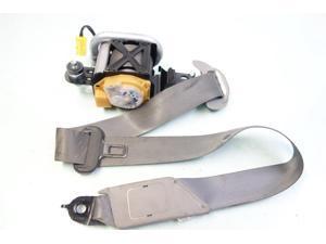 Used 2008 2009 Honda Accord SEDAN FRONT RIGHT Seat belt 04814-TA0-A00ZE GRAY 04814TA0A00ZE 08 09
