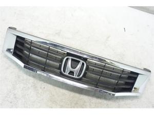 Used 2008 2009 2010 Honda Accord Sedan Front Grille Grill 71121-TA0-A00 Chrome/Black 71121TA0A00 08 09 10