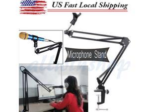 US STOCK Suspension Boom Scissor Arm CHolder For Studio Broadcast New
