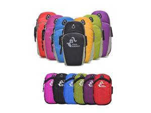 Gym Jogging Sports Armband Wrist Bag Pouch Case For iPhone 6 5S 5C 5 4S 4