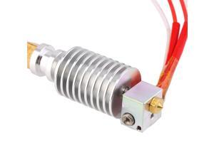 3mm/4mm E3D Metal Nozzle J-head Extruder Kit Long Distance for 3D Printer