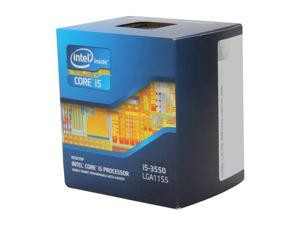 Intel Core i5-3550 Ivy Bridge Quad-Core 3.3GHz (3.7GHz Turbo) LGA 1155 77W BX80637I53550 Desktop Processor Intel HD Graphics 2500