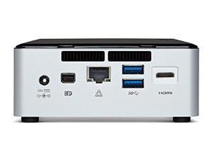 Intel NUC/HTPC 5th Generation - Dual Core I5, 8GB DDR3, 240GB SSD, Wifi Bluetooth, 4k Video Support, Dual Monitor Capable - Windows 7 Professional 64bit