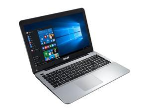 Asus 15.6-Inch HD Premium Laptop Intel Dual-Core i7 Upto 3.0GHz, 12GB DDR3, 1TB Solid State Hybrid Drive, Wifi, Bluetooth, Webcam, DVD-RW, Windows 10 Professional 64Bit
