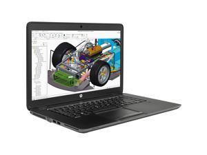 "HP ZBook 15U G2 15.6"" FHD Mobile Workstation, Intel Dual Core i7 Upto 3.0GHz, 16GB DDR3, 512GB SSD, AMD FirePro M4170 1GB, Wifi, Bluetooth, Webcam, Windows 10 Professional 64Bit"