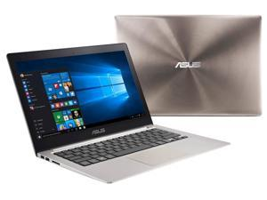 "ASUS Zenbook 13.3"" Quad-HD IPS Touchscreen Ultrabook, Intel Dual-Core i7 Upto 3.1GHz, 12GB DDR3, 1TB SSD, NVIDIA GeForce 940M 2GB, Wifi, Bluetooth, Windows 10 Professional 64Bit"