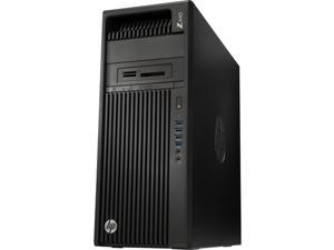 HP Z440 Series Minitower Workstation,  Intel Xeon E5-1620 v3 Quad-Core 3.5GHz, 64GB DDR4, 1TB SSD Plus 4TB HDD, Nvidia Quadro K2200 4GB, DVD-RW, Wifi, Bluetooth, Windows 10 Professional 64Bit