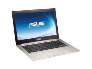 "ASUS ZenBook Prime 13.3"" Widescreen IPS Ultrabook, Intel Dual-Core i7 Upto 2.80GHz, 4GB DDR3 RAM, 256GB SSD, Bang And Olufsen Speakers, Webcam, WiFi, Bluetooth, Windows 10 Professional 64Bit"