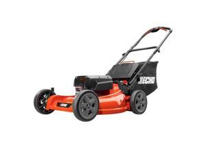 Echo CLM-58V4AHCV 21 in. 58-Volt Lithium-Ion Walk-Behind Brushless Cordless Mower with 2 Batteries and Charger ZRCLM-58V4AHCV