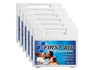 First Aid Only FAO-132 131 Piece First Aid Kit 6 Pack