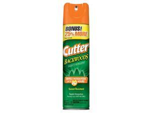 Cutter HG-96281 Backwoods Aerosol Insect Repellent, 7.5-Ounce
