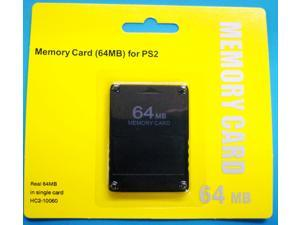 64MB memory card Game Save Restore for PS2