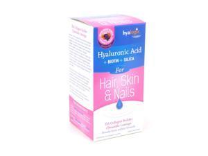 Hyalogic Hyaluronic Acid + Biotin + Silica For Ha 30 Lozenges