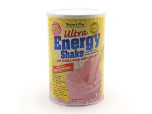 Ultra Energy Strawberry By Nature's Plus - .80 Pounds (363 Grams)