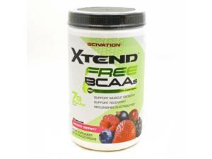 Xtend Free Mixed Berry By Scivation - 30 Servings