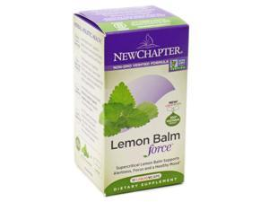 Lemon Balm Force by New Chapter - 30 Capsules