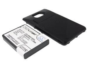 3200mAh Extended Battery for Samsung Galaxy S II, Galaxy S2, GT-I9100