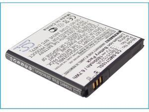 1800mAh Battery for Samsung SPH-D710, SCH-I929, Galaxy SII DUO, Sprint