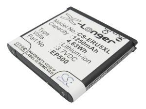 Cameron Sino 1250mAh / 4.63Wh Replacement Battery for Sony Ericsson Xperia Active