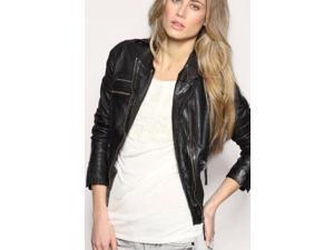 Sexy Kitana Womens Leather Jacket