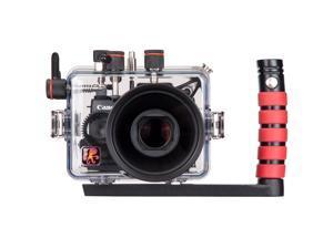 Canon G1X Mark II Underwater Waterproof Camera Housing by Ikelite 6146.02