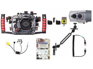 D7000 Nikon Underwater Housing by Ikelite 6801.70 w/ DS160 Solo Strobe Pkg