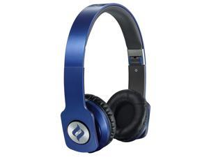 Noontec ZORO HD On Ear Headphone Audiophile Sound High Definition Audio Exclusive SCCB Acoustic Technology (Blue)