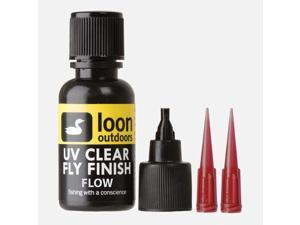 Loon UV Clear Fly Finish - Flow - Fly Tying Material - Fly Fishing