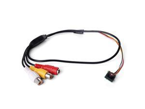 XCSOURCE® HD Mini CCTV Security Cam Video surveilance Micro Spy Hidden Camera 600TVL CN157