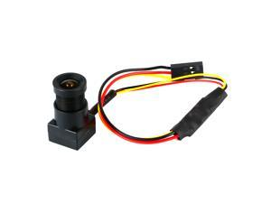 FPV 700TVL COMS CCD 3.6mm Video Camera Lens 1280*960 For Aerial Photography AH78