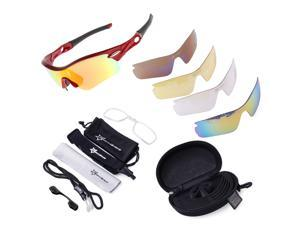 XCSOURCE? ROCKBROS Bike Polarized Cycling Glasses Sports Glasses Sunglasses Goggles CS008