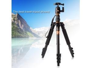 Rangers Q555 Portable Magnesium Alloy Tripod for SLR Cameras