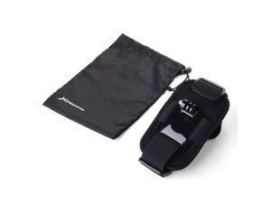 Shoulder Belt W/Tripod Mount Adapter + Storage Bag for Gopro Hero 2 3 3+ OS221