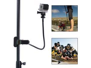XCSOURCE Adjustable Neck+ Jaws Flex Clamp Mount for Gopro Hero 2 3 3+ 4 Accessories OS251