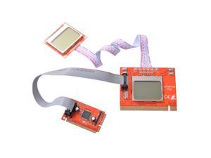 XCSOURCE PC Laptop Computer Motherboard PCI Diagnostic Post Debug Tester Test Card PTI8 LCD Display AC540