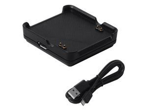 XCSOURCE Charging Dock Charger Cradle With Micro USB Cable For Garmin Vivoactive GPS Smart Watch BC532