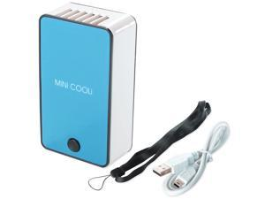 XCSOURCE Mini Handheld Portable Cooli Bladeless Air Conditioner Cooling Fan Rechargeable Battery USB FOR Summer HS249