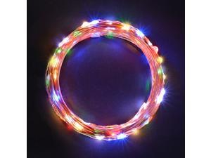 Sunix LED Starry String Lights 11M/36ft Waterproof Copper Wire w/ 110 LEDs SU304