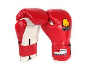 XCSOURCE Kids Children Cartoon Sparring MMA Kick Fight Boxing Gloves Red Training Age OS311