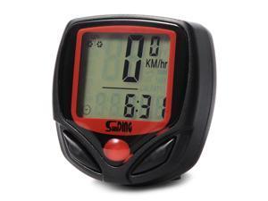 SUNDING® SUNDING Bike Digital LCD Speedometer 23-Function Bicycle Computer Speedo Odometer Waterproof Speedometer Cycle Bicycle CS274