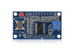 XCSOURCE®  IC AD9850 DDS Signal Generator Module 0-40MHz 2 Sine Wave And 2 Square Wave Output DIY Test Equipment TE439